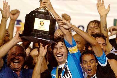 Grêmio campeão gaúcho2007