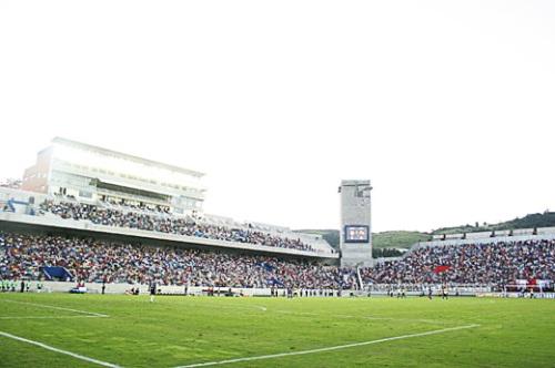 Inauguração da ArenaBarueri