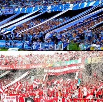 """No """"Grenal dos sócios"""", Inter está na frente"""