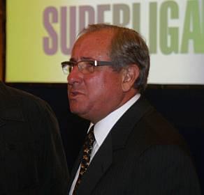 Presidente da CBV teria deixado Bradesco na mão (foto: Divulgação)