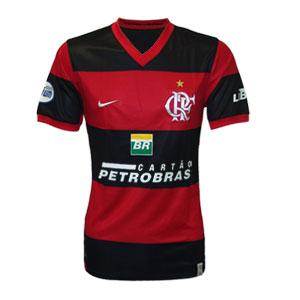 Já no próximo jogo a camisa do Flamengo não terá o patrocínio da Petrobrás